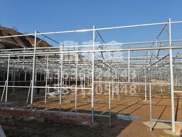 温室大棚建设的骨架选择标准
