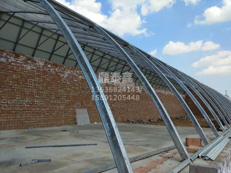 骨架是温室内支持屋面并承受各种载...